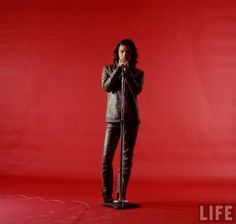 Mmm... Jim Morrison