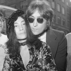 274967 John Lennon Yoko Ono Getty Images