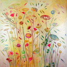 Warm Breeze Art Print by Shyama Ruffell Easyart.com