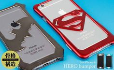 Superhero Symbol iPhone 6 and iPhone 6 Plus Cases