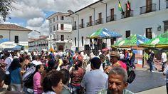 Caucanos hoy le dan un gran mensaje de paz desde los parques principales de nuestras cabeceras municipales #AlParquePorLaPaz