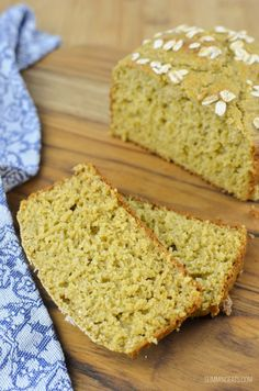 Have you ever had Irish Soda Bread? Then you will love this Gluten Free Soda Bread. It also can be counted as a healthy extra b choice.
