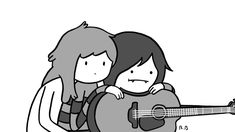 marceline and Bubblegum Adventure time canon