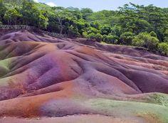 Chamarel. Isla Mauricio #mauricio