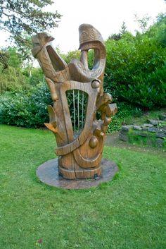 The Harp ByWerner Groll