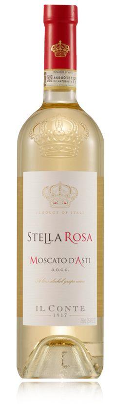 Stella Rosa Moscato d'Asti DOCG | Stella Rosa Wines