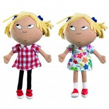 Charlie and Lola: Lola Beanie Doll.