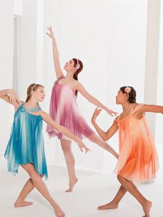 See You Soon - Style 0269 | Revolution Dancewear Contemporary/Lyrical Dance Recital Costume