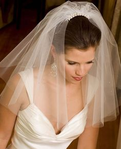 Erica Koesler Veils - Style 698-20
