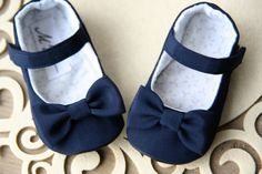 Navy blue baby girl shoes navy baby shoes baby walking