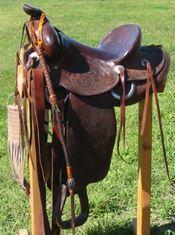 N.Porter Saddle