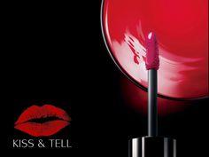 Amostras e Passatempos: Shiseido - Passatempo KISS & TELL