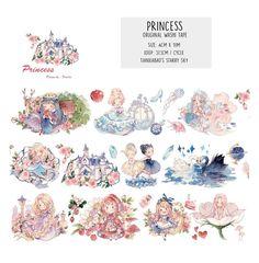 Cute Illustration, Botanical Illustration, Disney Princess Cartoons, Planner Decorating, Red Riding Hood, Anime Art Girl, Little Red, Asian Art, Japanese Art