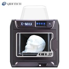 QIDI TECH X-max - $1,099.00 (coupon: Y4FEAAD2899EB000) 📉 Large Intelligent Industrial Grade  3D Printer 5 Inch Touchscreen print 300x250x300mm #QIDI #TECH #Xmax  #3D #Printer #3DPrinter #принтер #3дпринтер #gearbest #coupon 8086 3d Printer Kit, 3d Printer For Sale, Cheap 3d Printer, Old Software, Marketing Information, User Guide, Usb Flash Drive, Tech, Xmax