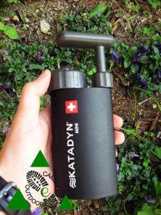 Filtro Katadyn Mini per Trekking e Backpacking