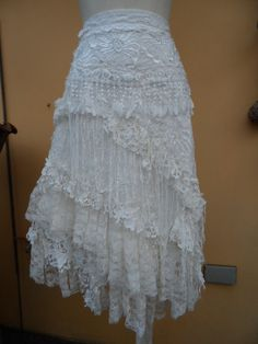 20%OFF vintage inspired extra shabby wrap by wildskin on Etsy