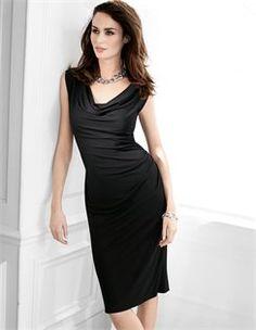 0df2301ed4 Little Black Dress Sexy Dresses, Női Divat, Neccanyag, Fekete, Gyönyörű Nők,
