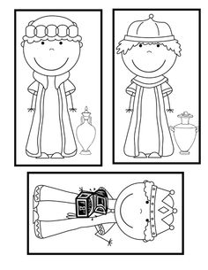 Baby Jesus bw song and pop sticks. Christmas Crafts For Kids, Christmas Design, Christmas Colors, Christmas Art, Christmas Projects, Christmas Cards Drawing, King Drawing, Catholic Crafts, Christmas Coloring Pages
