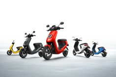 NIU SMART ELECTRIC SCOOTERS ARE READY TO  OPTIMIZE URBAN RIDING