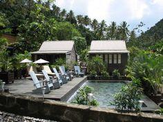 Hotel Chocolat - St Lucia