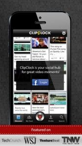 ClipClock - This app makes it fun and efficient to track what your friends and favorite individuals are posting, as well as what's coming down the wire from an entire host of popular video hosting services. What's so cool about it is that it pulls the best and brightest videos from all of these sources, compiling them into a single interface, a single location, and single app. The interface is slick, easy to navigate, and easy on the eyes adding up to one fluid video experience. Check it…