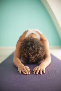Fall asleep fast with this 10-minute yoga routine #yoga #sleep