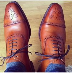 Merrmin hand made shoes