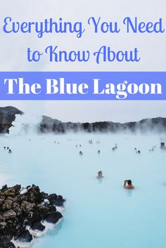 While it may seem touristy, the Blue Lagoon in Iceland is a great way to relax during your trip. Here's everything you need to know about the Blue Lagoon.