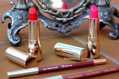 Mariposas en el armario: Nueva barra de labios Jolie Rouge de larga duración, Clarins.