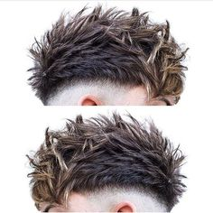 Fade Haircut is fit to all faces and all type color hair, Here we have Best Fade Haircuts, for Men& Hairstyle, Chose a Perfect one for you and find more awesome Men& Hairstyle Swag Here - braids Mens Haircuts Short Hair, Best Fade Haircuts, Cool Haircuts, Hairstyles Haircuts, Barber Haircuts, Medium Hair Cuts, Short Hair Cuts, Hair And Beard Styles, Curly Hair Styles