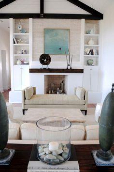 Interior Living A-1 House © Copyright, 2014, Starr Sanford Design Associates, Inc. http://www.starrsanforddesign.com http://www.houzz.com/pro/starrsanford/starr-sanford-design