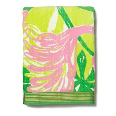 Lilly Pulitzer For Target Fan Dance Towel