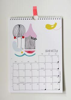 Kanelimaa's calendar