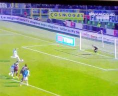 Biglia til 1-1 for Lazio mod Torino