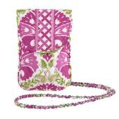 Cell Phone Crossbody in Fanfare | Vera Bradley | I NEED THIS !!