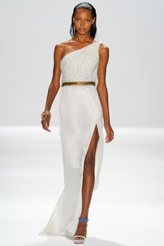 carlos miele s2012 rtw  If I ever had a red carpet event to attend, I would want to wear this.