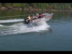 Lowe Boats Fish & Ski