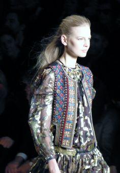 ETRO Women´s Fashion Show Fall/Winter 2014/15 - http://olschis-world.de/  #ETRO #Womenswear #FashionWeek