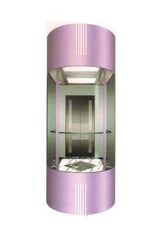 thang máy lồng kính DA 522A