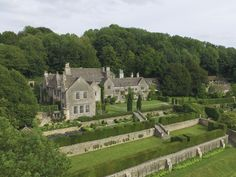 Little Sodbury Manor is hardly little, in terms of size or stature