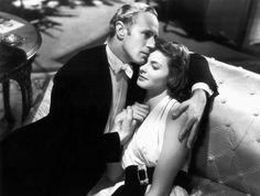 Leslie Howard e Ingrid Bergman en Intermezzo
