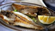 Albania is bordered by the Ionian and Adriatic seas. The sea products are essential part of Albanians' diet. Best fish is served in the summer in along the coastline. The most popular way of cooking it is simple grilling. Shrimp, mullet, octopuses, are also very popular. http://www.outdooralbania.com