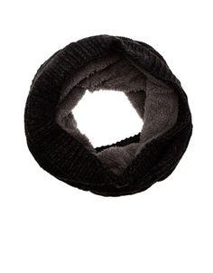 Bershka Romania - Braided knit collar