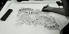 """Изготовление Kings Of Leon """"Красивая войны» произведения (4K) на Vimeo"""