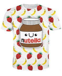 Nutella Cuties T-Shirt - JAKKOUTTHEBXX - T-Shirts