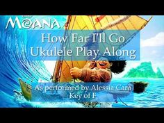 So, you're interested in learning to play the ukulele? Assuming you have already purchased your ukulele and are simply wondering where to start learning how to play, using the internet for lessons is certainly a good start. Ukulele Chords Disney, How Far Ill Go, Ukulele Songs, Ukulele Tabs, Cozy Mysteries, Murder Mysteries, Education Humor, Mystery Novels, Elementary Music