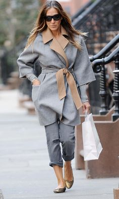 Sarah Jessica Parker Shows Us Her Dreamy Spring Wardrobe