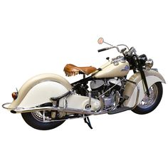View this item and discover similar for sale at - This is an extremely rare, fully restored 1946 Indian Chief motorcycle. This complete restoration was done with an immense amount of skill and passion Honda Ruckus, Motorcycle Images, Motorcycle Style, Classic Motorcycle, Classic Bikes, Motorcycle Touring, Motorcycle Quotes, Motorcycle Garage, Harley Davidson Motorcycles