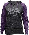 Figure skating apparel - Annabelle triblend hoodie