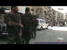 Guerra na Síria - Liwa al-Quds na troca de corpos dos caídos - 5.10.2016